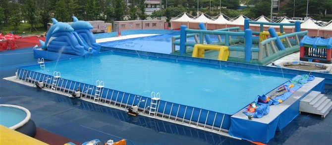 Frame Water Park